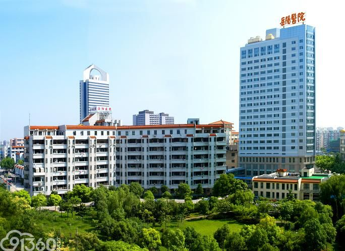 上海中医药大学附属岳阳中西医结合医院