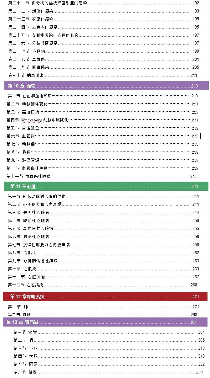 国际上经典 知名的大咖级 病理学专著  来了——《鲁宾病理学精要》(中文翻译版)