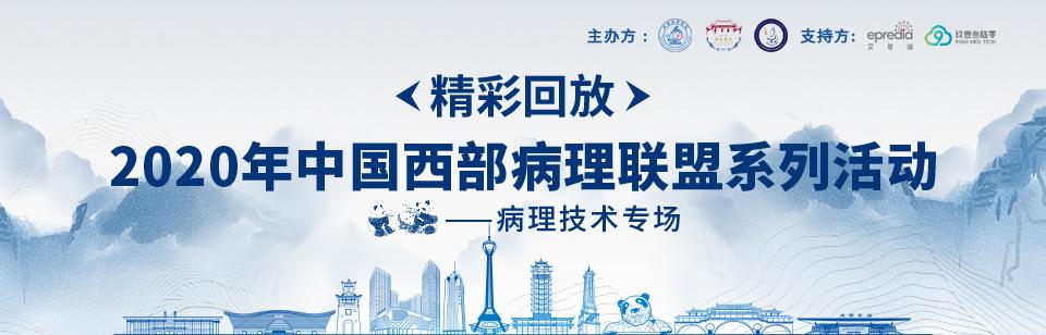 【精彩回放】2020 年中国西部病理联盟系列活动(成都站)学术会议