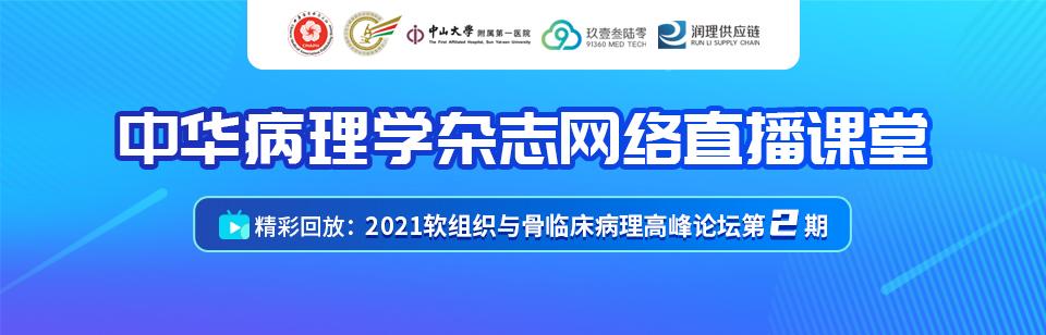 【精彩回放】2021软组织与骨临床病理高峰论坛第2期