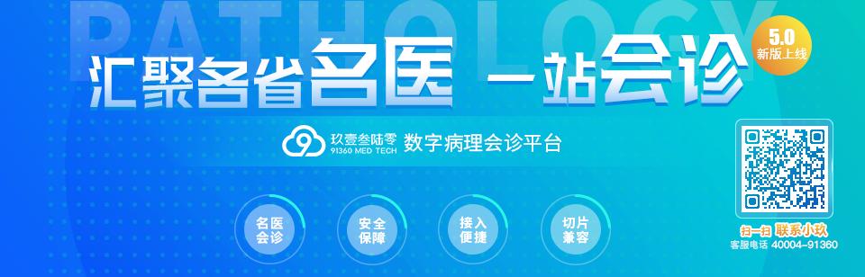 91360数字病理会诊平台5.0新版上线